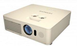 LED-проектор 3500 лм (со стандартным объективом 1,7 zoom) ,белого цвета LP-WX3500