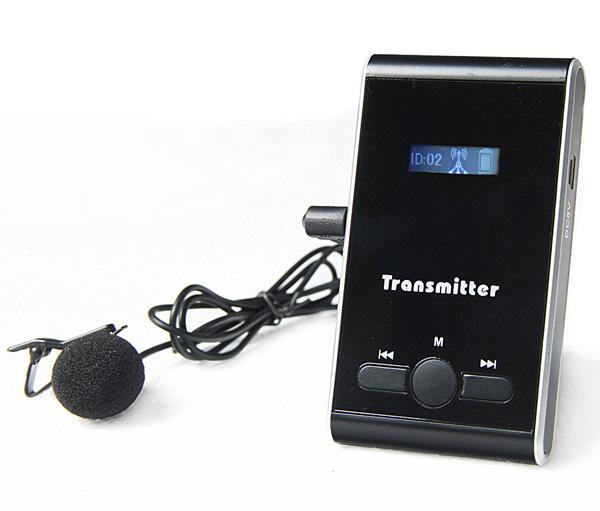 Радио система синхронного перевода