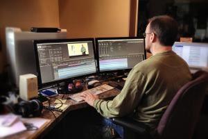 Создание о обработка аудио и видео контента