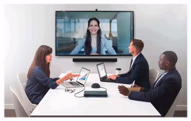 Современное решение для малых переговорных комнат Devio CR-1T