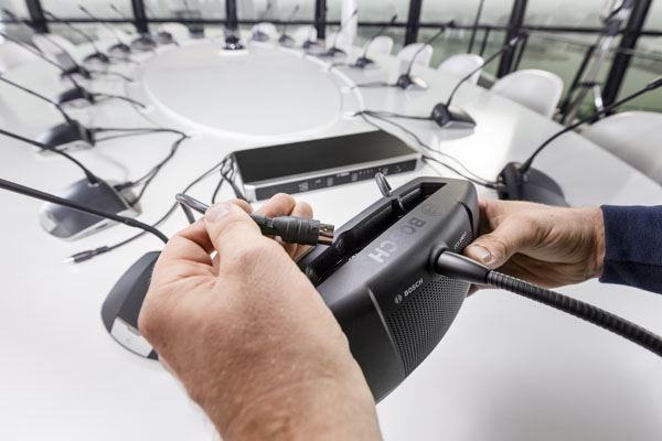 Дискуссионный пульт с микрофоном CCSD-DS