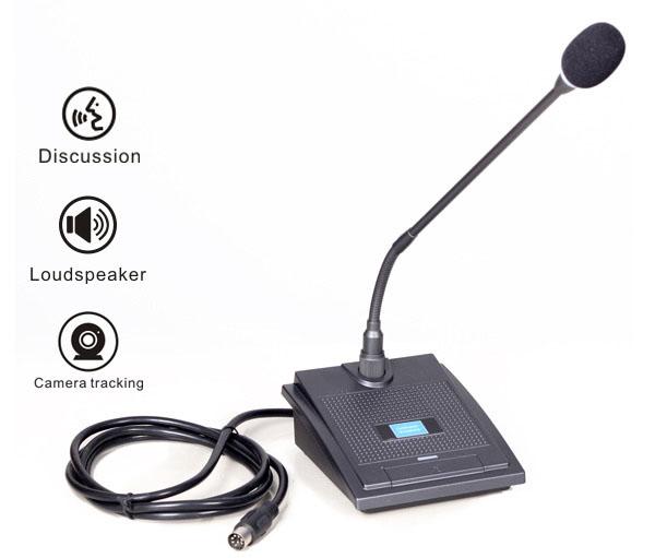 Проводная конференц система CP-C833