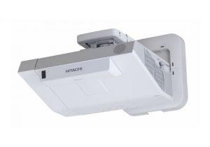 Трехчиповый интерактивный 3LCD-проектор белого цвета CP-TW2505