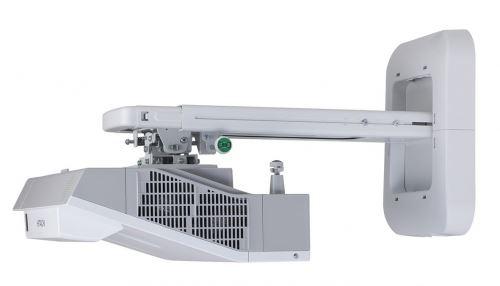 Трехчиповый интерактивный 3LCD-проектор белого цвета CP-TW3005