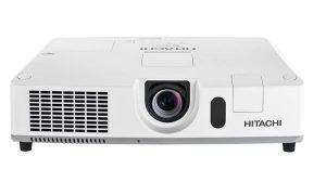 Трехчиповый 3LCD-проектор 4000 лм (с объективом) белого цвета CP-WX4022WN