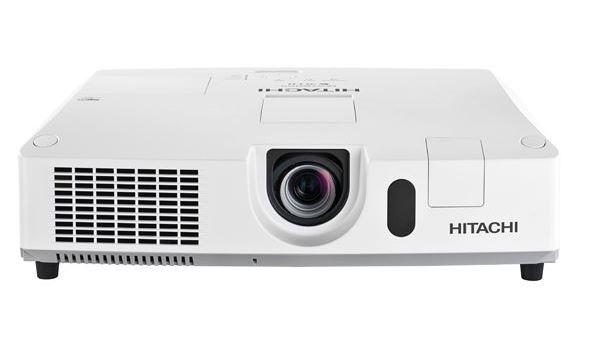 Трехчиповый 3LCD-проектор 5000 лм (с объективом) белого цвета CP-X5022WN