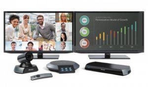 LifeSize Icon 600 — 10x Optical PTZ Camera — Phone, 2nd Generation, Dual Display, 1080P — Non-AES