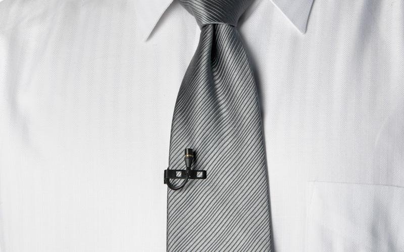 Миниатюрный всенаправленый петличный микрофон, черный, предусилитель с XLR MX150B/O-XLR