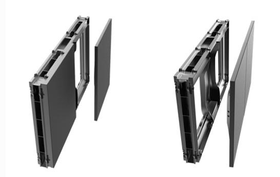 Светодиодный экран для создания видеостен UpanelS 1.58S