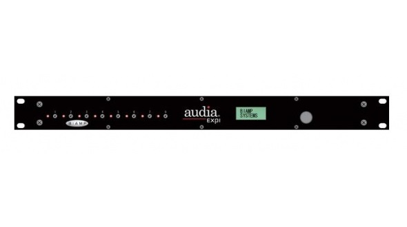 Сетевой модуль расширения на 8 MIC/LINE аналоговых входов для AudiaFLEX CM Audia EXPI