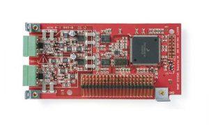 2-канальная карта для подключения к телефонным линиям для AudiaFLEX TI-2