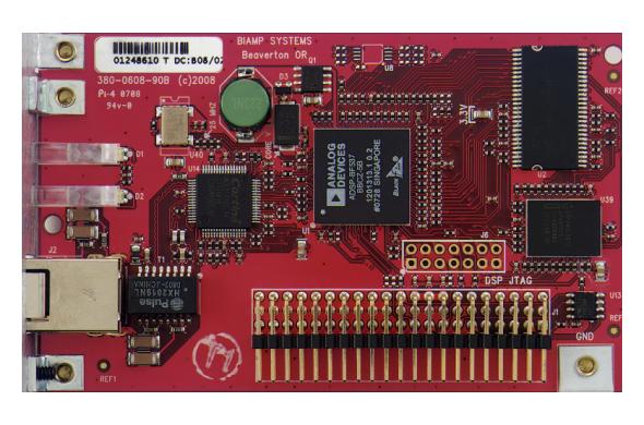 2 канальная VoIP карта для AudiaFLEX для работы с SIP-телефонией VoIP-2