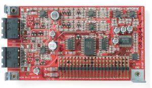 2 канальная карта аудиовыходов для AudiaFLEX OP-2e
