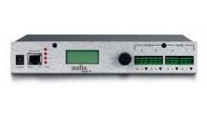 Сетевой модуль расширения на 4 MIC/LINE аналоговых входа для AudiaFLEX CM Audia EXPI-4