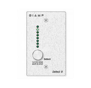 Алюминиевая панель выбора для работы с AudiaFLEX или NEXIA SELECT 8