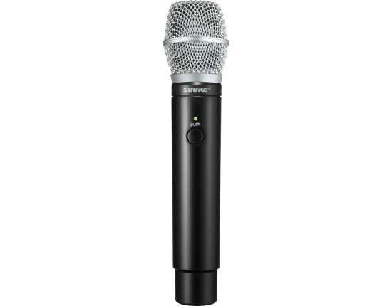 Прочный кардиоидный конденсаторный радиомикрофон для вокала и речи MXW2/SM86