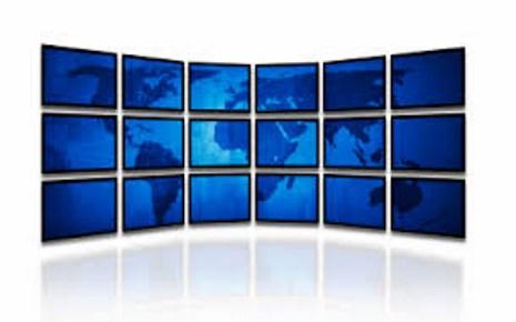 ЖК-панели и видеостены