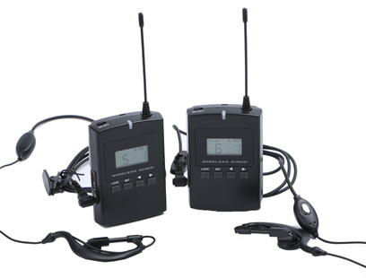 Радиосистема двухсторонней связи CP-T01-TW