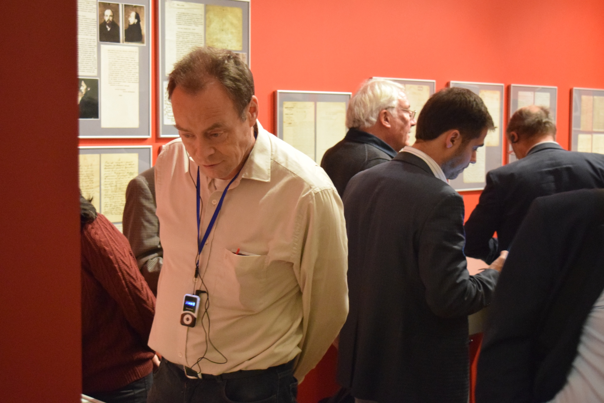 Выставка «Ленин» в федеральном архиве г. Москва