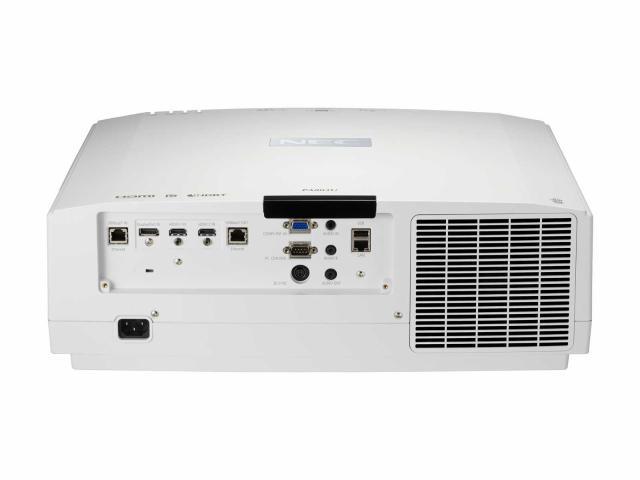 Проектор NEC PA653U (с объективом NP13ZL)